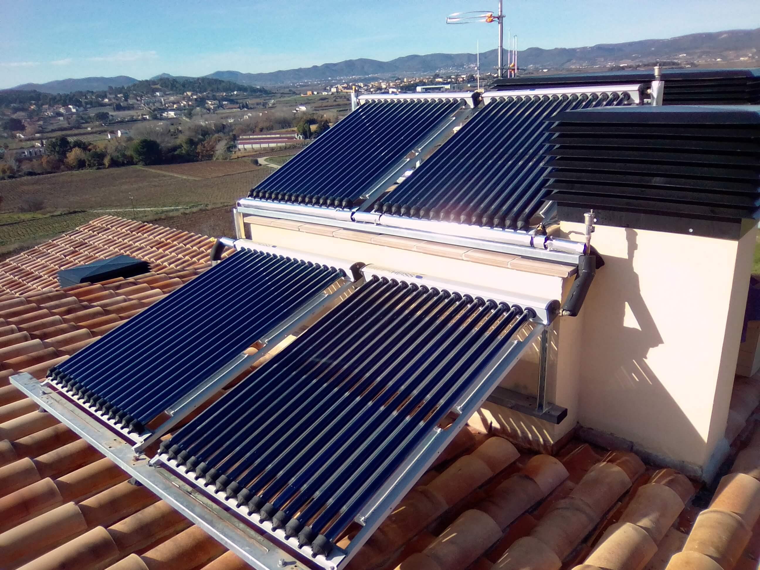 Reparación sistema combinado Vilafranca del Penedès